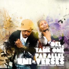 Del Tha Funkee Homosapien - Parallel Uni-Verses