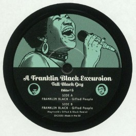 Tall Black Guy - A Franklin Black Excursion - Edits#5