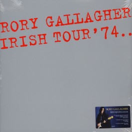 Rory Gallagher - Irish Tour '74..