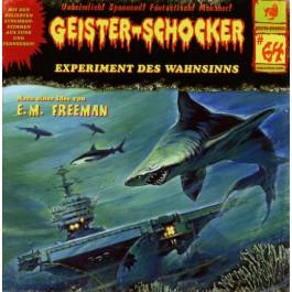 Geister-Schocker - Experiment des Wahnsinns