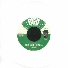 Boca 45 - Clap Your Hands & Party! / You Don't Stop...