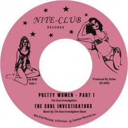 The Soul Investigators - Pretty Women