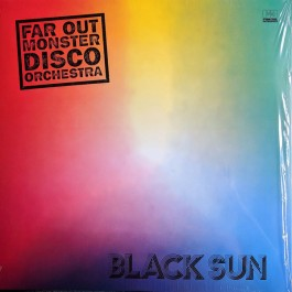 Far Out Monster Disco Orchestra - Black Sun