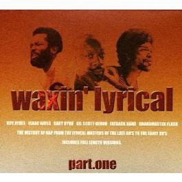 Various - Waxin' Lyrical Part.One
