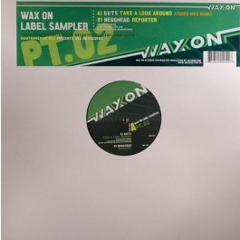 Various - Wax On Label Sampler Pt. 2