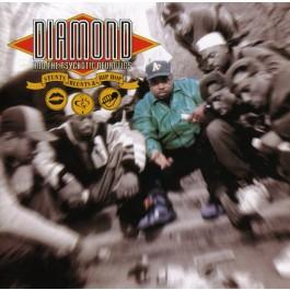 Diamond D - Stunts, Blunts, & Hip Hop