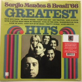 Sérgio Mendes & Brasil '66 - Greatest Hits