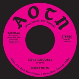 Bobby Boyd - Love Goddess