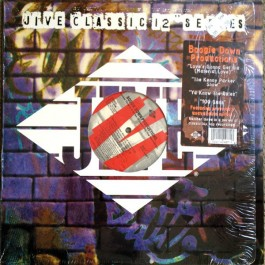 Boogie Down Productions - Love's Gonna Get'cha (Material Love) / The Kenny Parker Show / Ya Know The Rules / 100 Guns