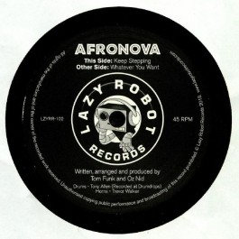 Afronova - Keep Stepping