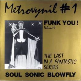 Blowfly - Soul Sonic Blowfly