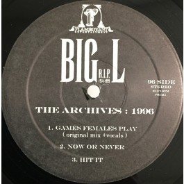 Big L - The Archives: 1996 / 1998
