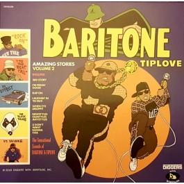 Baritone Tiplove - Amazing Stories Volume 2