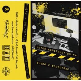 S-ero , DJ Soundtrax - Unter Konstruktion EP