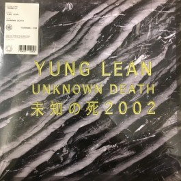 Yung Lean - Unknown Death 2002 (Colored Reissue)