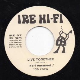 Karl Emanuel, 108 Crew - Live Together