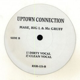 Mase, The Lox & DMX / Mase, Big L & Mc Gruff - Niggars Done Started Something / Uptown Connection
