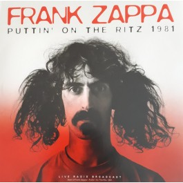 Frank Zappa - Puttin' On The Ritz 1981