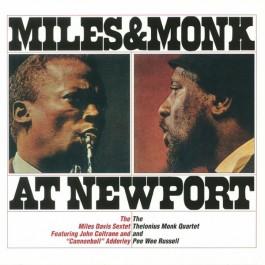 The Miles Davis Sextet & The Thelonious Monk Quartet - Miles & Monk At Newport