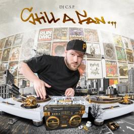 DJ CSP - STILLaFAN (White/Gold vinyl)