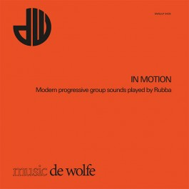 Rubba - In Motion: Modern Progressive Group Sounds Played By Rubba