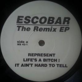 Nas - Escobar - The Remix EP