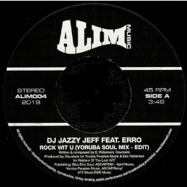 DJ Jazzy Jeff Feat. Erro - Rock Wit U