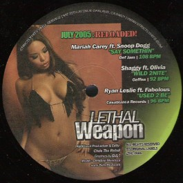 Various - Lethal Weapon July 2005: Reloaded!