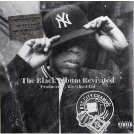 Big Ghost LTD - The Black Album Revisited