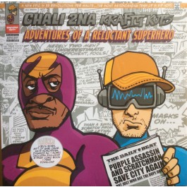Chali 2NA - Adventures Of A Reluctant Superhero