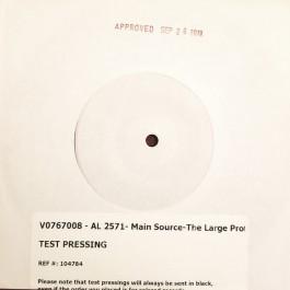 Main Source - The Large Professor