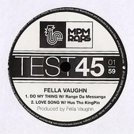 Fella Vaughn - Do My Thing