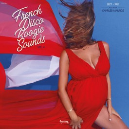 Various - French Disco Boogie Sounds Vol. 4 (1977-1991)