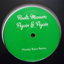 Roots Manuva - Again & Again