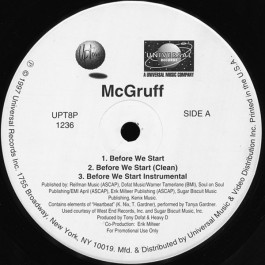 Herb McGruff - Before We Start / Gruff Express