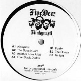 Five Deez - Kinkynasti