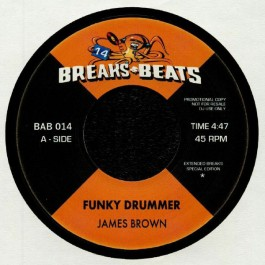 James Brown / Jimmy Smith - Funky Drummer / Root Down