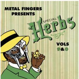 Metal Fingers - Special Herbs Vols 9&0