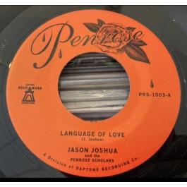 Jason Joshua Hernandez-Rodriguez - Language Of Love