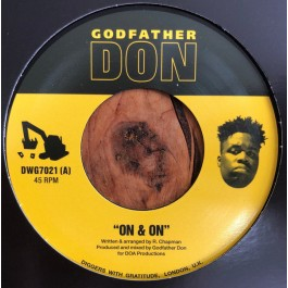 Godfather Don - On & On / Involuntary Excellence