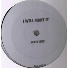 KRS-One - I Will Make It / Comb Away
