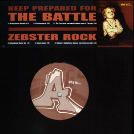 Zeb.Roc.Ski - Keep Prepared For The Battle / Zebster Rock