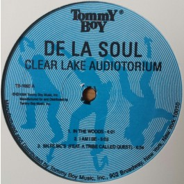 De La Soul - Clear Lake Audiotorium
