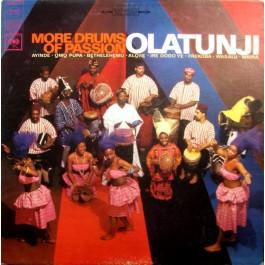 Babatunde Olatunji - More Drums Of Passion