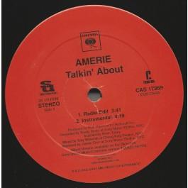 Amerie - Talkin' About
