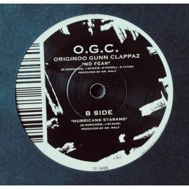 O.G.C. - No Fear / Hurricane Starang