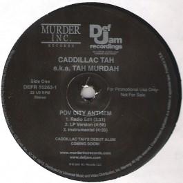 Caddillac Tah - Pov City Anthem / You Lose
