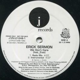 Erick Sermon Feat. Free - We Don't Care