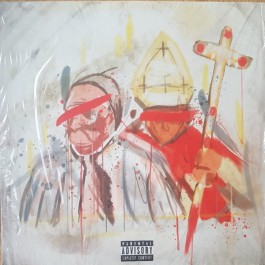 Al Doe - The White Tape (white vinyl)
