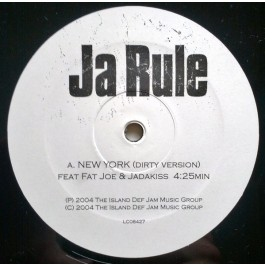 Ja Rule - New York